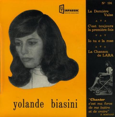 Yolande Biasini