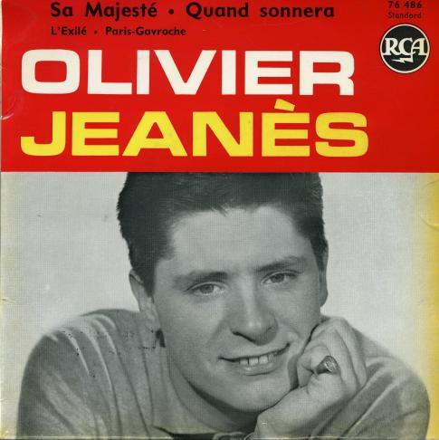 olivier jeanes