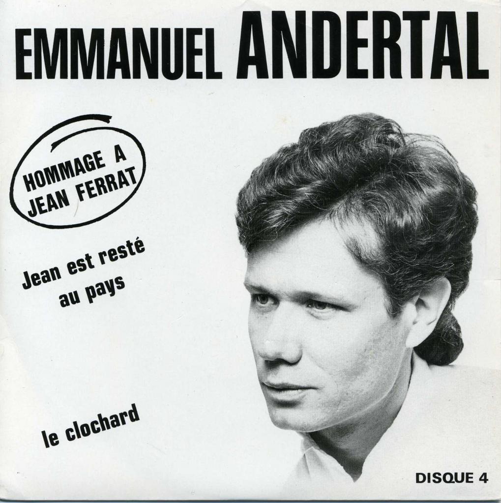 Emmanuel Andertal L'Indien - Au Fond De Mon Imagination